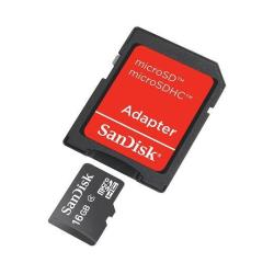 Micro SD Sandisk - SanDisk MicroSd HC