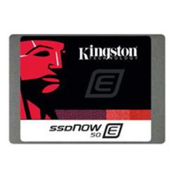 "SSD Kingston SSDNow E50 - Disque SSD - 240 Go - interne - 2.5"" - SATA 6Gb/s - AES 128 bits"