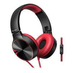 Cuffie con microfono Pioneer - SE-MJ722T Rosso