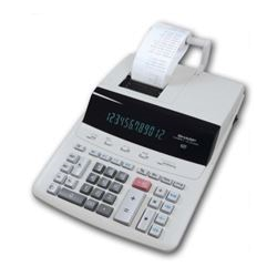 Image of Calcolatrice Cs-2635rh - calcolatrice scrivente con stampa sh-cs2635rhgyse