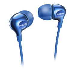 Philips MyJam Vibes SHE3700BL - Écouteurs - intra-auriculaire - jack 3,5mm - isolation acoustique