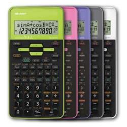 Image of Calcolatrice El-531th rosa sh-el531thbpk