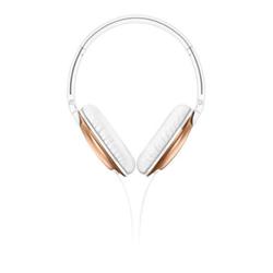 Philips SHL4805RG - Casque avec micro - sur-oreille - jack 3,5mm - or