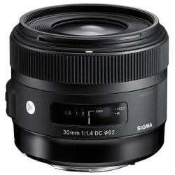Obiettivo Sigma - Art lente - 30 mm si301955