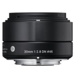 Obiettivo Sigma - 30mm 2.8 a