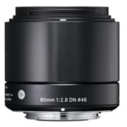 Obiettivo Sigma - 60mm 2.8 a