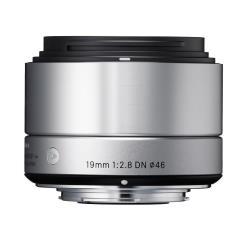 Obiettivo Sigma - 19mm 2.8 a dn