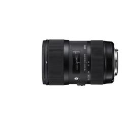 Obiettivo Sigma - Art obiettivi zoom grandangolo - 18 mm - 35 mm si6030513