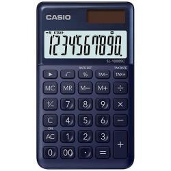 Calcolatrice Casio - Sl-1000sc blu