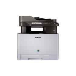 Imprimante laser multifonction Samsung Xpress C1860FW - Imprimante multifonctions - couleur - laser - Legal (216 x 356 mm) (original) - A4/Legal (support) - jusqu'à 18 ppm (copie) - jusqu'à 18 ppm (impression) - 250 feuilles - 33.6 Kbits/s - USB 2.0, Gigabit LAN, Wi-Fi(n)