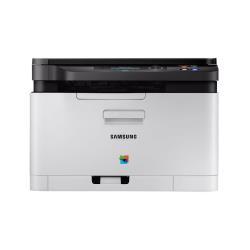 Imprimante laser multifonction Samsung Xpress C480 - Imprimante multifonctions - couleur - laser - A4 (support) - jusqu'à 18 ppm (copie) - jusqu'à 18 ppm (impression) - 150 feuilles - USB 2.0