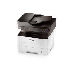 Imprimante laser multifonction Samsung Xpress M2875FD - Imprimante multifonctions - Noir et blanc - laser - Legal (216 x 356 mm) (original) - A4/Legal (support) - jusqu'à 28 ppm (copie) - jusqu'à 28 ppm (impression) - 250 feuilles - 33.6 Kbits/s - USB 2.0, LAN