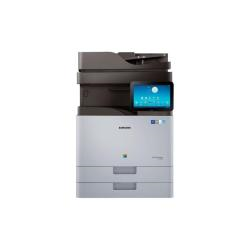 Imprimante laser multifonction Samsung MultiXpress X7400GX - Imprimante multifonctions - couleur - laser - A3 (297 x 420 mm), Ledger (279 x 432 mm) (original) - 320 x 457 mm (support) - jusqu'à 40 ppm (copie) - jusqu'à 40 ppm (impression) - 1140 feuilles - Gigabit LAN, USB 3.0