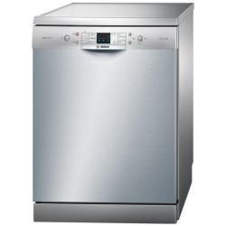 Lave-vaisselle Bosch Serie 6 ActiveWater SMS54N18EU - Lave-vaisselle - pose libre - largeur : 60 cm - profondeur : 60 cm - hauteur : 84.5 cm - inox