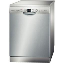 Lave-vaisselle Bosch SynthesiActive MaxiSpace SMS57L08II - Lave-vaisselle - pose libre - largeur : 60 cm - profondeur : 60 cm - hauteur : 84.5 cm - inox