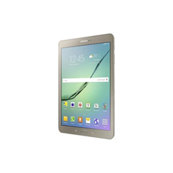 """Tablette tactile Samsung Galaxy Tab S2 - Tablette - Android 6.0 (Marshmallow) - 32 Go - 8"""" Super AMOLED (2048 x 1536) - Logement microSD - 4G - or"""