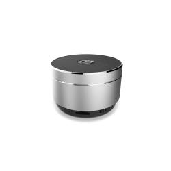 Speaker Wireless Bluetooth Celly - Celly Speakeralu Argento e nero