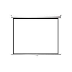 Schermo per videoproiettore Nilox - Telo 4:3 203x152 manuale c/bordi spsf100mmv