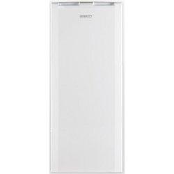 Réfrigérateur Beko SSA25020 - Réfrigérateur avec compartiment freezer - pose libre - largeur : 54 cm - profondeur : 60 cm - hauteur : 144 cm - 221 litres - classe A+ - blanc