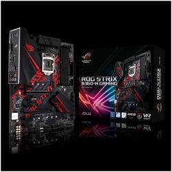 Motherboard Asus - Rog strix b360-h gaming
