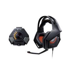 ASUS Strix DSP - Casque - pleine taille - Suppresseur de bruit actif - pour Sony PlayStation 4