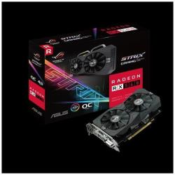 Scheda video Asus - Rog-strix-rx560-o4g-gaming - oc edition - scheda grafica 90yv0ah0-m0na00