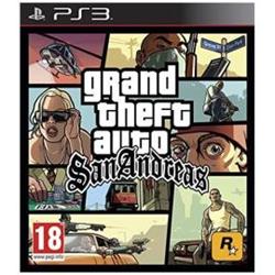 Videogioco Take Two Interactive - Gta san andreas Ps3