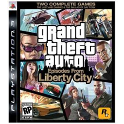 Videogioco Take Two Interactive - Gta episodes from liberty city Ps3