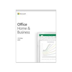 Software Microsoft - Office home and business 2019 - box pack - 1 pc/mac t5d-03209