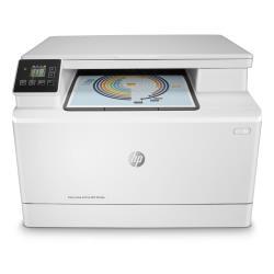 Multifunzione laser HP - Color laserjet pro mfp m180n - stampante multifunzione (colore) t6b70a#b19