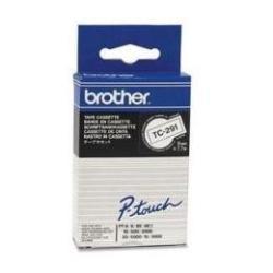 Nastro Brother - Nastro laminato - 1 cassetta(e) - rotolo (0,9 cm) tc291