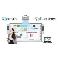 Lavagna multimediale Teachboard lavagna interattiva usb tcb 10c84