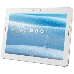 "Tablette tactile ASUS Transformer Pad TF303K - Tablette - Android 4.4 (KitKat) - 16 Go eMMC - 10.1"" IPS (1920 x 1200) - hôte USB - Logement microSD - blanc"