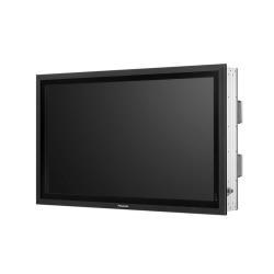 """Écran LFD Panasonic TH-47LFX60W - Classe 47"""" - LFX60 écran DEL - signalisation numérique - 1080p (Full HD) - LED à éclairage direct - armoire noire avec capot arrière argenté"""