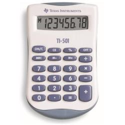 Calcolatrice Texas Instruments - Ti 501 ti501