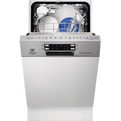 Lave-vaisselle Electrolux RealLife TP 9453 X - Lave-vaisselle - intégrable - Niche - largeur : 45 cm - profondeur : 55 cm - hauteur : 82 cm