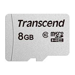 Micro SD Transcend - 300s - scheda di memoria flash - 8 gb - microsdhc ts8gusd300s
