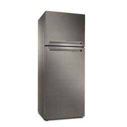 Réfrigérateur Whirlpool TTNF8111OX - Réfrigérateur/congélateur - pose libre - largeur : 70 cm - profondeur : 72.5 cm - hauteur : 180 cm - 423 litres - congélateur haut - classe A+ - inox