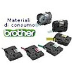 Nastro Brother - Nastro laminato - 1 cassetta(e) - rotolo (1,2 cm x 15 m) tx631