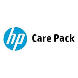 Estensione di assistenza HP - Electronic hp care pack next business day hardware support for travelers ub0f3e