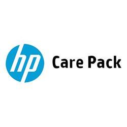 Estensione di assistenza HP - Electronic hp care pack pick-up and return service ub0g8e