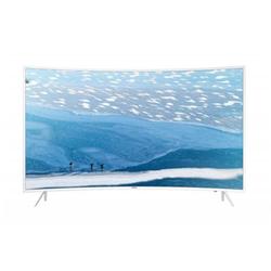 "TV LED Samsung UE49KU6510U - Classe 49"" - 6 Series incurvé TV LED - Smart TV - 4K UHD (2160p) - HDR - UHD dimming - blanc"