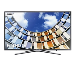 "TV LED Samsung UE49M5500AK - Classe 49"" - 5 Series TV LED - Smart TV - 1080p (Full HD) - Micro Dimming Pro - Titane foncé"