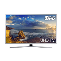"TV LED Samsung UE49MU6400U - Classe 49"" - 6 Series TV LED - Smart TV - 4K UHD (2160p) - HDR - UHD dimming - argenté(e)"