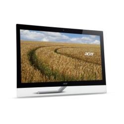 "Écran LED Acer T272HLbmjjz - Écran LED - 27"" - écran tactile - 1920 x 1080 Full HD (1080p) - VA - 300 cd/m² - 5 ms - HDMI, VGA - haut-parleurs - noir"