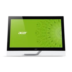 """Écran LED Acer T272HUL - Écran LED - 27"""" - écran tactile - 2560 x 1440 QHD - 300 cd/m² - 5 ms - HDMI, DVI - haut-parleurs - noir"""