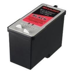Cartuccia Sharp - Nero - originale - cartuccia d'inchiostro ux-c80b