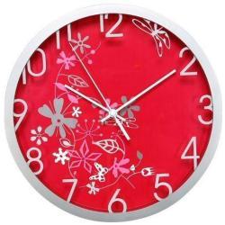 Orologio Methodo flower orologio 30.5 cm bianco v150403