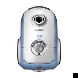 Aspirateur Samsung ECO-WAVE VCC62J0V37 - Aspirateur - traineau - sans sac - bleu/blanc