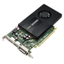 Scheda video PNY - Quadro k2200 - scheda grafica - quadro k2200 - 4 gb vcqk2200-pb